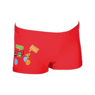 ΠΑΙΔΙΚΟ ΜΑΓΙΟ ARENA AWT KIDS BOY SHORT red