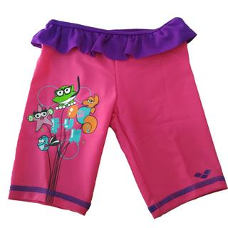 ΠΑΙΔΙΚΟ ΜΑΓΙΟ ARENA AWT KIDS GIRL UV JAMMER fresia rose/mirtilla