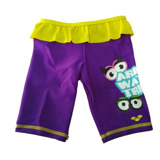 ΠΑΙΔΙΚΟ ΜΑΓΙΟ ARENA AWT KIDS GIRL UV JAMMER mirtilla/yellow star
