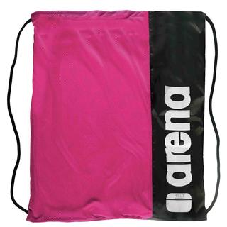 ΤΣΑΝΤΑ ΔΙΧΤΥ ARENA TEAM MESH BAG fuchsia/black