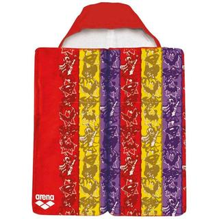 ARENA SUPER HERO PONCHO KIDS super hero girls