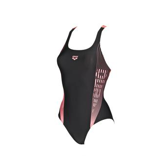 61bbbbf0faf ΓΥΝΑΙΚΕΙΟ ΜΑΓΙΟ ARENA W TWINKLE SWIM PRO ONE PIECE Black-Shiny pink  001608590