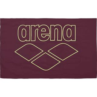 ΠΕΤΣΕΤΑ ΜΙΚΡΟΪΝΩΝ ARENA POOL TOWEL SMART Red Wine-Shiny Green 001991560