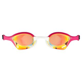 ARENA COBRA ULTRA SWIPE MIRROR Yellow Copper/Pink 002507-390