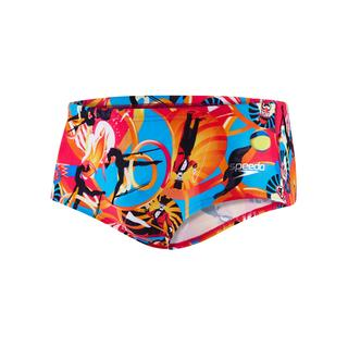 SWIM WEAR SPEEDO SOLAR PAVOLA 14 CM ALLOVER BRIEF