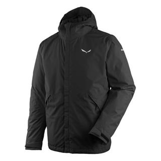 ΑΝΔΡΙΚΗ ΖΑΚΕΤΑ SALEWA PUEZ POWERTEX 2 LAYERS MEN'S JACKET black out
