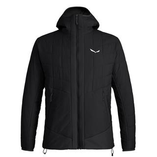 ΑΝΔΡΙΚΟ ΜΠΟΥΦΑΝ SALEWA PUEZ TIROLWOOL® CELLIANT® HOODED MEN'S JACKET black out