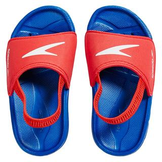 ΠΑΙΔΙΚΗ ΠΑΝΤΟΦΛΑ SPEEDO ATAMI SEA SQUAD SLIDE BEBE blue/red
