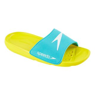 ΠΑΙΔΙΚΗ ΠΑΝΤΟΦΛΑ SPEEDO ATAMI CORE SLIDE JUNIOR yellow/blue