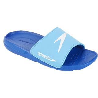 ΠΑΙΔΙΚΗ ΠΑΝΤΟΦΛΑ SPEEDO ATAMI CORE SLIDE JUNIOR blue/blue