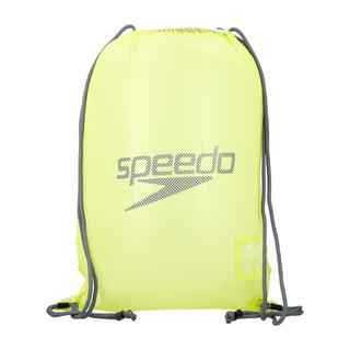 ΤΣΑΝΤΑ ΔΙΧΤΥ SPEEDO EQUIPMENT MESH BAG Green/Grey 9-07407B693