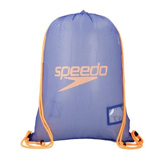 ΤΣΑΝΤΑ ΔΙΧΤΥ SPEEDO EQUIPMENT MESH BAG blue/orange