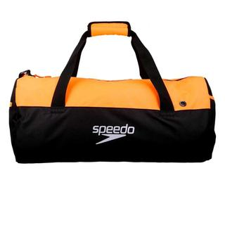 ΑΘΛΗΤΙΚΟΣ ΣΑΚΟΣ SPEEDO DUFFEL BAG black/orange