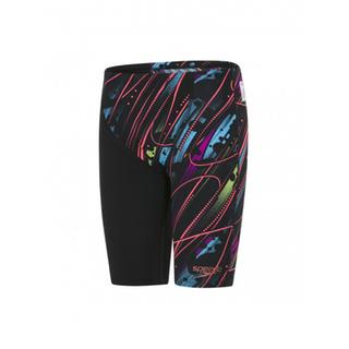 ΠΑΙΔΙΚΟ ΑΓΩΝΙΣΤΙΚΟ ΜΑΓΙΟ FASTSKIN ENDURANCE+ HIGH WAISTED JAMMER black/red