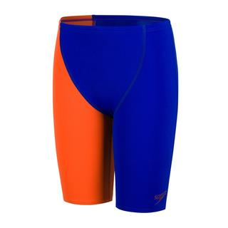 ΠΑΙΔΙΚΟ ΑΓΩΝΙΣΤΙΚΟ ΜΑΓΙΟ SPEEDO FASTSKIN ENDURANCE+ HIGH WAISTED JAMMER blue/orange
