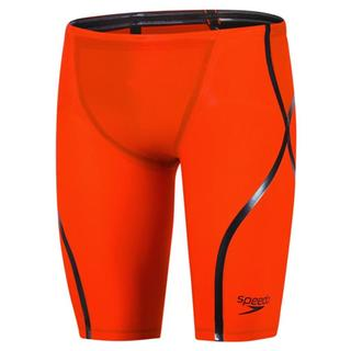 ΑΝΔΡΙΚΟ ΑΓΩΝΙΣΤΙΚΟ ΜΑΓΙΟ SPEEDO FASTSKIN LZR RACER X HIGH WAIST JAMMER orange/black