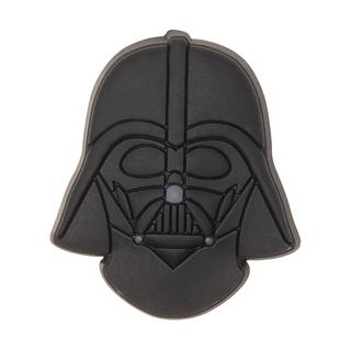 CROCS JIBBITZ Star Wars Darth Vader Helmet 10007238