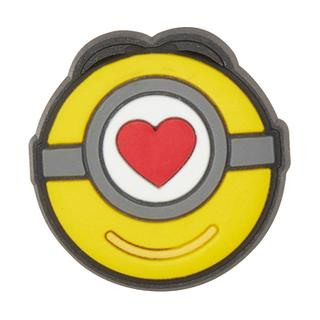 CROCS JIBBITZ Minions Stuart Love Icon 10007257