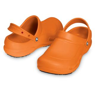 Professional Crocs Bistro Batali orange