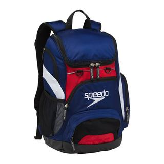 ΤΣΑΝΤΑ ΚΟΛΥΜΒΗΤΗΡΙΟΥ SPEEDO TEAMSTER BACKPACK 35L blue/red/white