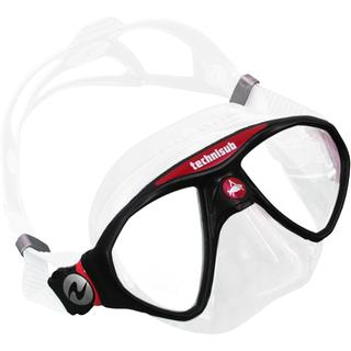 ΜΑΣΚΑ ΘΑΛΑΣΣΗΣ AQUALUNG MICROMASK clear/red