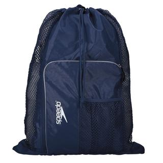 ΤΣΑΝΤΑ ΓΥΜΝΑΣΤΗΡΙΟΥ SPEEDO DELUXE VENTILATOR MESH BAG navy