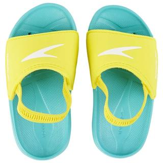 ΠΑΙΔΙΚΗ ΠΑΝΤΟΦΛΑ SPEEDO ATAMI SEA SQUAD SLIDE BEBE blue/yellow