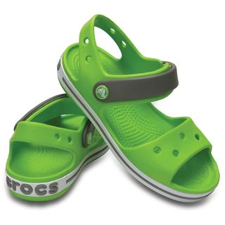 Crocs Παιδικά σανδάλια Crocband Sandal Kids volt green