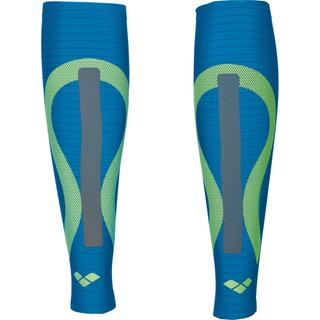 ΓΚΕΤΕΣ ΑΠΟΚΑΤΑΣΤΑΣΗΣ ARENA  UNISEX CARBON COMPRESSION CALF SLEEVES  Electric Blue 1D65980