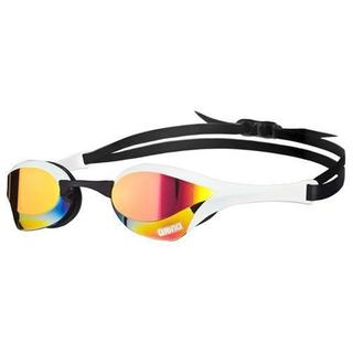 RACING GOGGLES ARENA COBRA ULTRA MIRROR WHITE