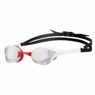 ΓΥΑΛΙΑ ΚΟΛΥΜΒΗΣΗΣ ARENA COBRA ULTRA MIRROR silver/white/red