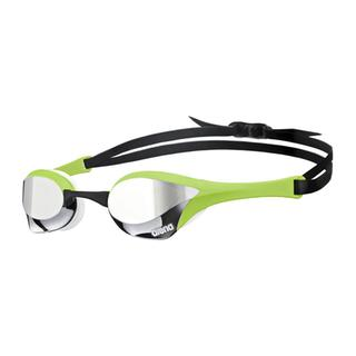 ΓΥΑΛΙΑ ΚΟΛΥΜΒΗΣΗΣ ARENA COBRA ULTRA MIRROR silver/green/white