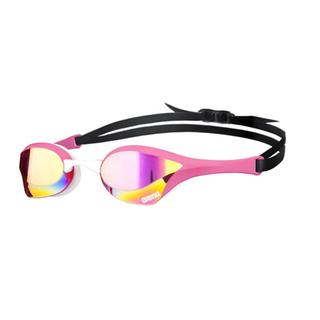 RACING GOGGLES ARENA COBRA ULTRA MIRROR pink/revo/pink/white