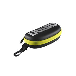 ΘΗΚΗ ΓΙΑ ΓΥΑΛΙΑ ARENA GOGGLE CASE Black-silver-Fluo Yellow 1E048503