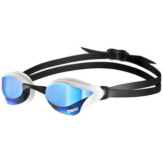RACING GOGGLES ARENA COBRA CORE MIRROR white/blue