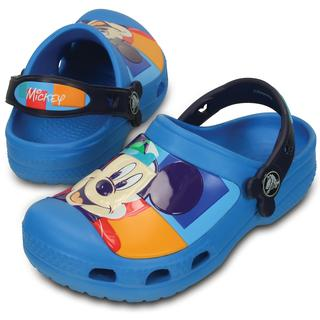 Kids Crocs CC Mickey Colorblock Clog