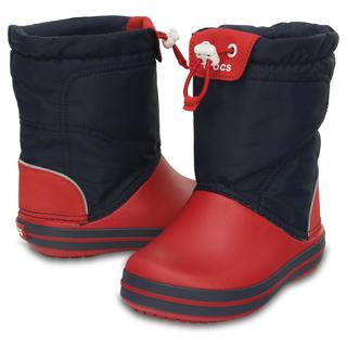 Crocs Παιδικές Μπότες Crocband LodgePoint Boot navy