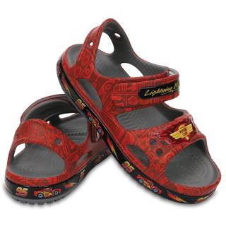 Crocs Παιδικά σανδάλια Crocband II Lighting McQueen Sandal
