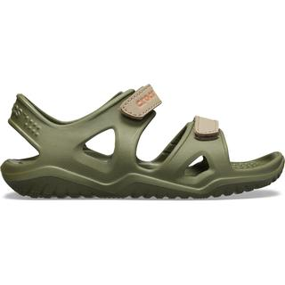 Crocs Παιδικά σανδάλια Swiftwater River Sandal Kids Army Green 204988-309