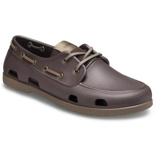 Ανδρικό Υπόδημα Crocs Classic Boat Shoe Men Espresso/Walnut 206338-23B
