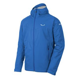 ΜΠΟΥΦΑΝ SALEWA PUEZ AQUA 3 POWERTEX MEN'S JACKET royal blue