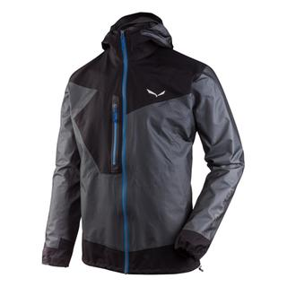 ΜΕΜΒΡΑΝΗ SALEWA Pedroc 2 GORE-TEX® ACTIVE HARDSHELL MEN'S JACKET caviar