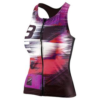 Women Swimming Suit Zip Top Beco