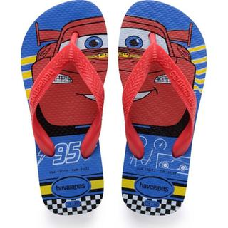 ΠΑΙΔΙΚΕΣ ΣΑΓΙΟΝΑΡΕΣ HAVAIANAS KIDS CARS Blue Star/Ruby Red 4123463-1111