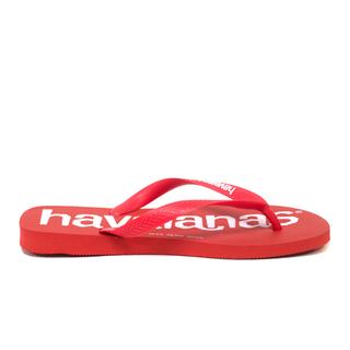 ΣΑΓΙΟΝΑΡΕΣ HAVAIANAS TOP LOGOMANIA Ruby Red 4144264-2090