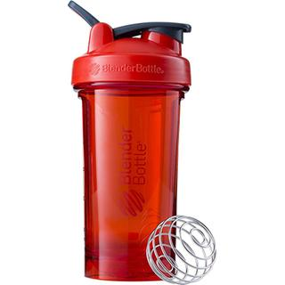 SHAKER BLENDER BOTTLE ProSeries Red 710 ML