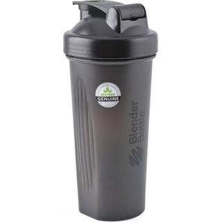 SHAKER BLENDER BOTTLE Classic Black 820 ML