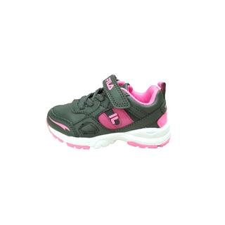 KIDS SHOES FILA MEMORY DYNAMO grey/fuchsia