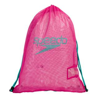 ΤΣΑΝΤΑ ΔΙΧΤΥ SPEEDO EQUIPMENT MESH BAG Pink/Green 8-07407D713