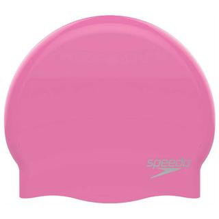 ΣΚΟΥΦΑΚΙ ΚΟΛΥΜΒΗΣΗΣ SPEEDO PLAIN MOULDED SILICONE CAP Pink 8-709845641